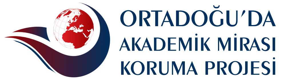 Ortadoðu Akademik Mirasý Koruma Projesi